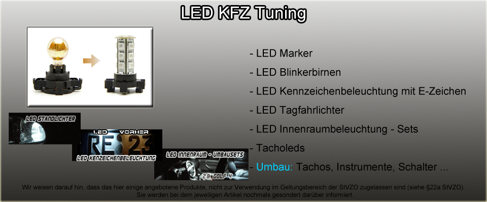 LED KFZ TUNING